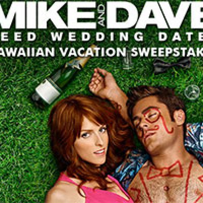 Mike & Dave Hawaiian Vacation Sweepstakes