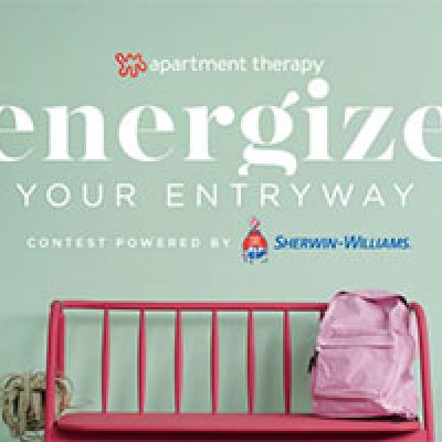 Shermin-Williams Energize Your Entryway Contest