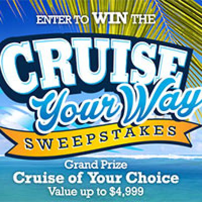 Win A Bluegreen Vacations Cruise