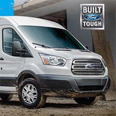Win A 2017 Ford Transit Van W/ Tools