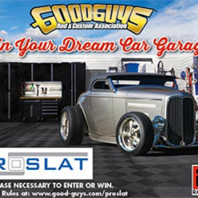 Win A Dream Car Garage Makeover