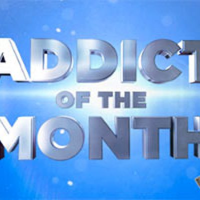 Addict of the Month Sweepstakes