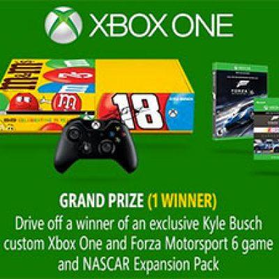 Win A Custom Xbox One & More