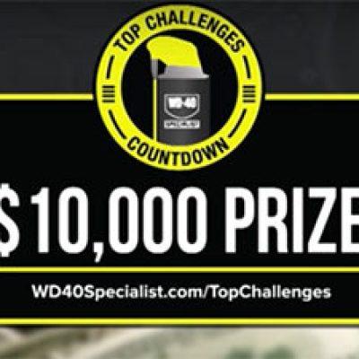 WD-40: Win $10,000 Cash