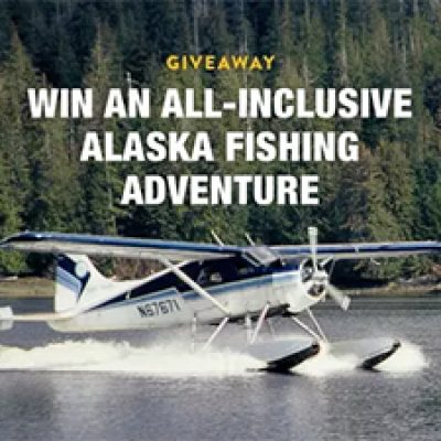 Win An Alaskan Fishing Adventure