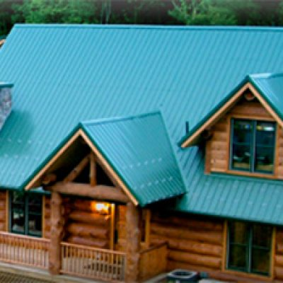 Win a Sweetwater Log Home Package