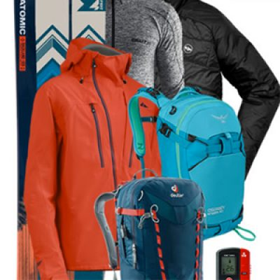 Backcountry: Win a Ski Gear Prize Pack