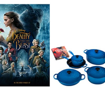 Win a Trip to Beauty And The Beast + Cookware