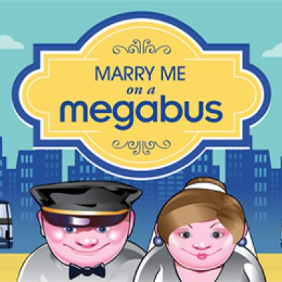 Win a Megabus Wedding