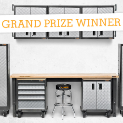 Win a Garage Makeover