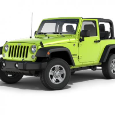 Mtn Dew: Win a 2017 Jeep Wrangler