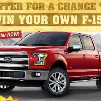 Sun Loan: Win a Ford F-150