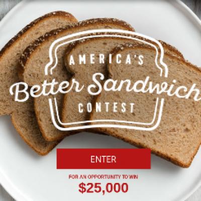 Arnold Bread: Win $25,000 - Sweep Geek