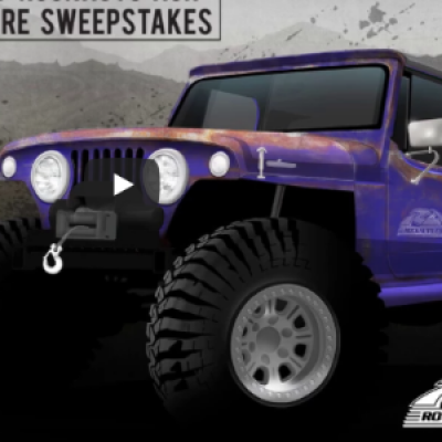 Win a 1968 Jeepster Commando