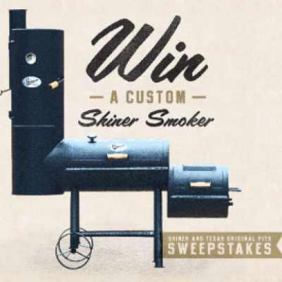 Win a Custom Smoker