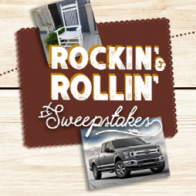 Cracker Barrel: Win a 2018 Ford F-150 XLT