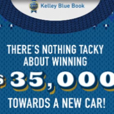 Kelley Blue Book: Win $35,000