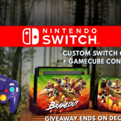 Win a Nintendo Switch