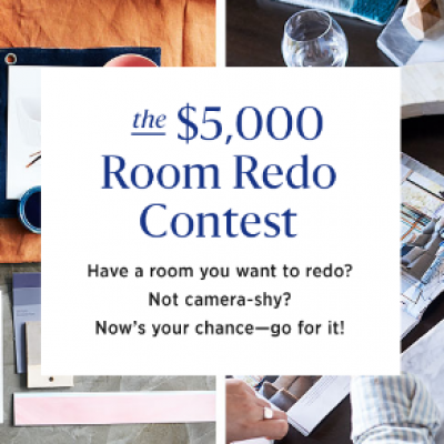 West Elm: Win a $5K Room Makeover