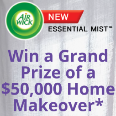 Win a $50K Home Makeover