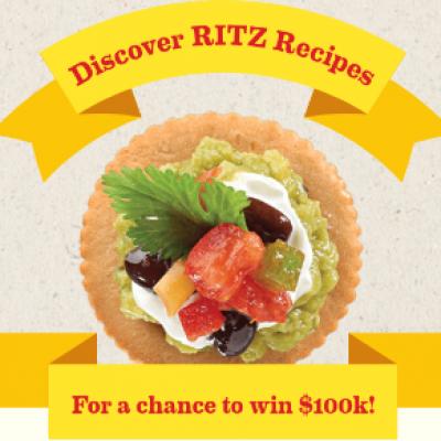 Ritz: Win $100K