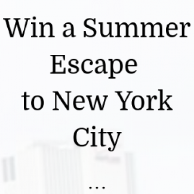 Win a Trip to NYC to see U2