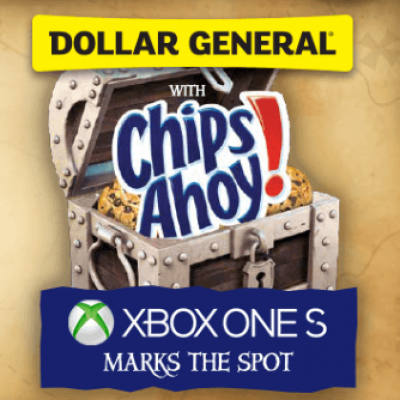 Dollar General: Win an Xbox One S