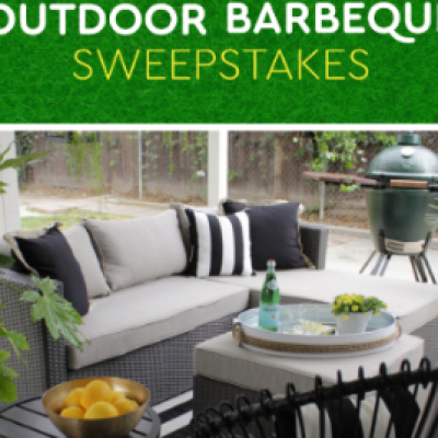 Ashley Homestore: Win a Big Green Egg