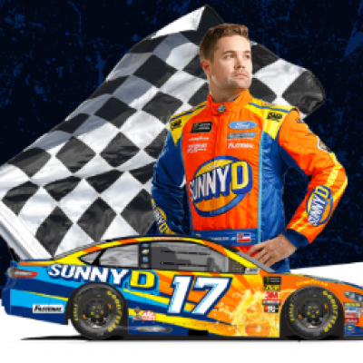 Sunny D: Win a NASCAR Vacation