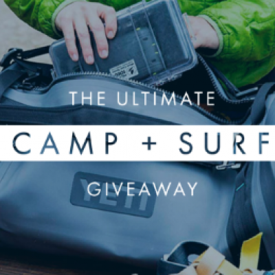 Win $5K in Adventure Gear