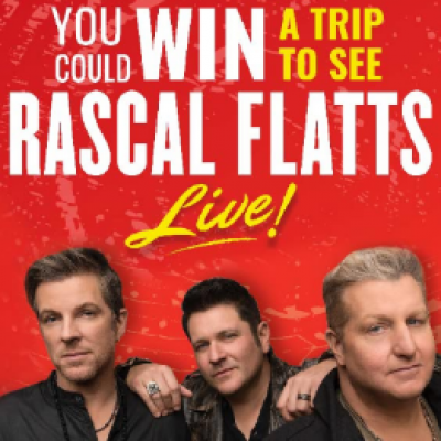 Win a Trip to See Rascal Flatts