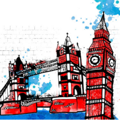 Dick Blick: Win a Trip to London
