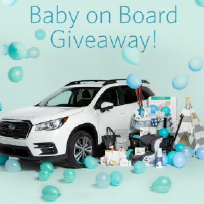 Win a 2019 Subaru Ascent