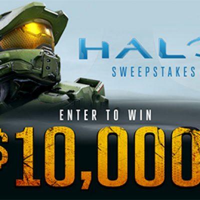 Spirit Halloween: Win $10,000