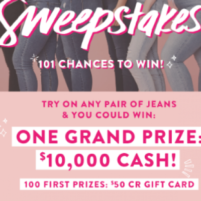 Charlotte Russe: Win $10,000