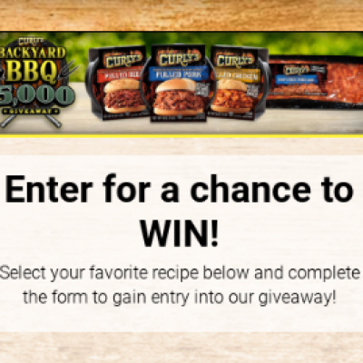 Curly's BBQ: Win $5,000