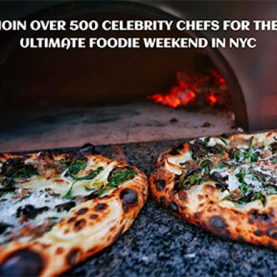 Win a Foodie Weekend in NYC