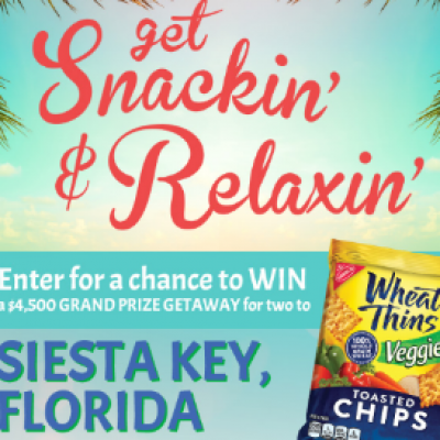 Win a Trip to Siesta Key, FL