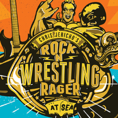 Win a Rock 'N' Wrestling Cruise