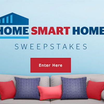 Win a $10K Smart Home Makeover