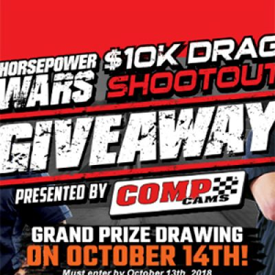 Win a Drag Race Car