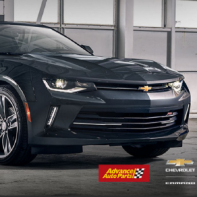 Win a 2018 Chevy Camaro 2LT