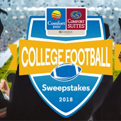 Win a Trip to the 2019 Rose Bowl