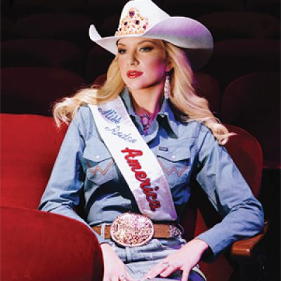 Win a Trip to Miss Rodeo America Pageant