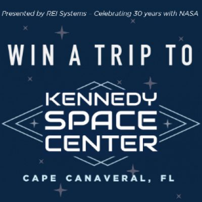 Win a Trip to Kennedy Space Center