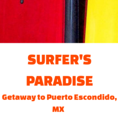 Win a Surfing Trip to Mexico