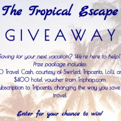 Win a Tropical Escape Prize Pack