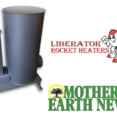 Win a Liberator Rocket Heater