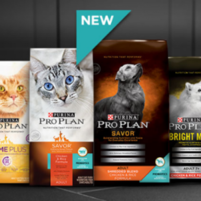 Win a Year's Supply of Purina Pro Plan
