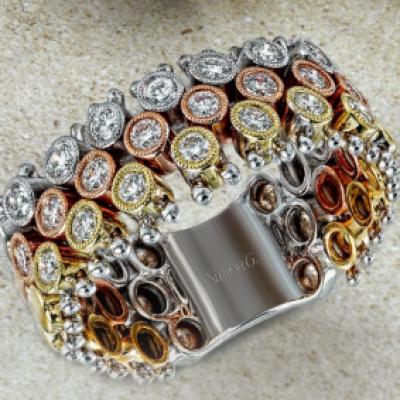 Win an 18k Gold Ring Set